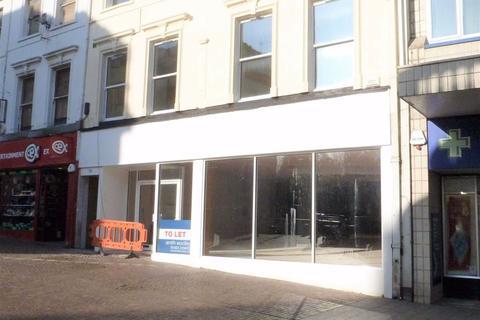 Retail property (high street) to rent - Sandgate Road, Folkestone, Kent