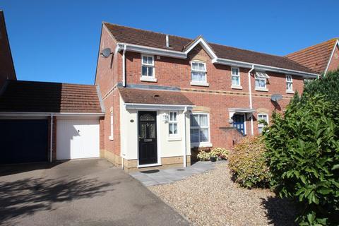 3 bedroom terraced house for sale - Dickinson Terrace, Kesgrave, Ipswich, IP5
