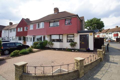 3 bedroom semi-detached house to rent - Chester Road, Sidcup, DA15