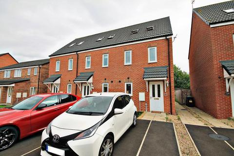 3 bedroom end of terrace house for sale - Grange Way, Bowburn, Durham