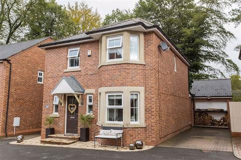 4 bedroom detached house for sale - Willow Drive, St Edwards Park, Cheddleton