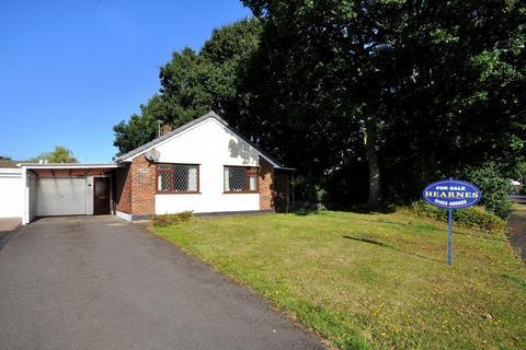 2 bedroom detached bungalow for sale - Owls Road, Verwood, BH31 6EW