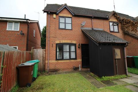 2 bedroom semi-detached house to rent - Braddock Close, Lenton, Nottingham NG7
