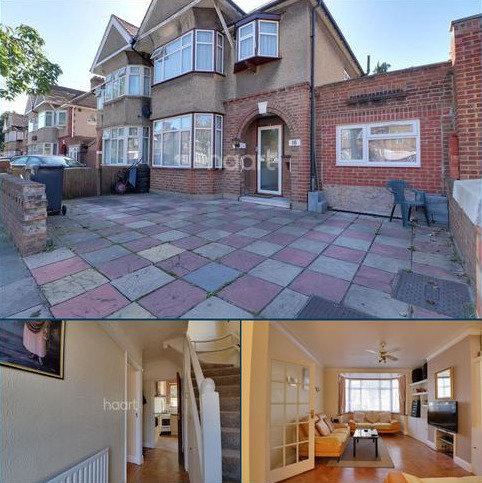 4 bedroom semi-detached house for sale - Southall