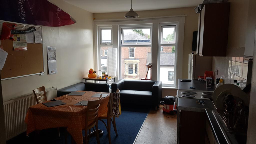 88-90 London Road, Leicester LE2 4 bed flat to rent - £368 ...