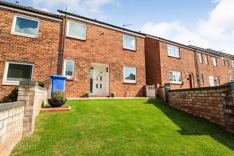3 bedroom end of terrace house for sale - Woodruff Close, Norwich