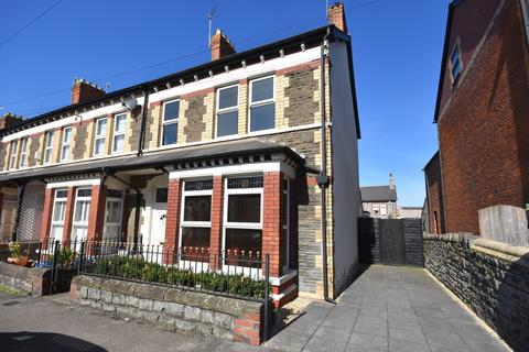 4 bedroom end of terrace house for sale - 20 Grove Place, Penarth, Vale of Glamorgan, CF64 2ND