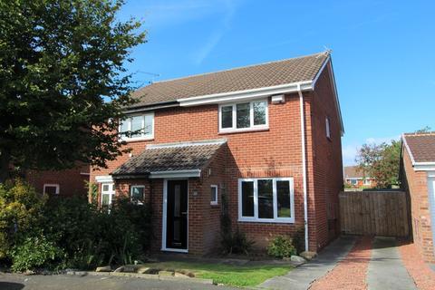 2 bedroom semi-detached house to rent - Dunkeld Close, Blyth