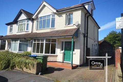 4 bedroom semi-detached house to rent - Upper Shaftesbury Avenue, Southampton, SO17 3RU
