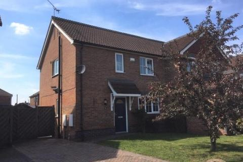 3 bedroom semi-detached house to rent - Coverdale Road, Scunthorpe DN16
