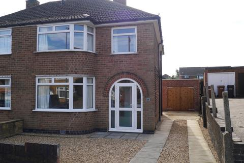 3 bedroom semi-detached house to rent - ALVASTON ROAD, MELTON MOWBRAY