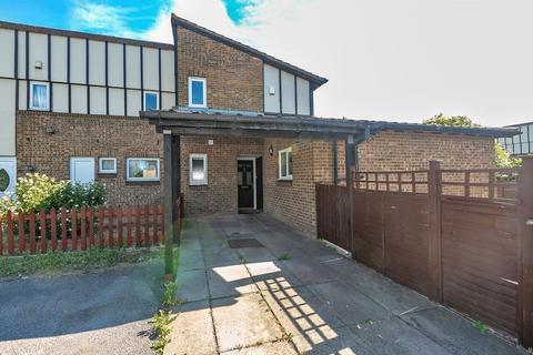 3 bedroom end of terrace house to rent - Glovers Lane,Heelands, Milton Keynes