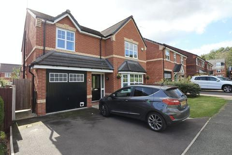 4 bedroom detached house for sale - Blueberry Way, Macclesfield