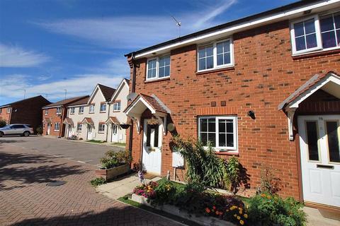 3 bedroom end of terrace house to rent - Mendip Way, Stevenage, Hertfordshire, SG1