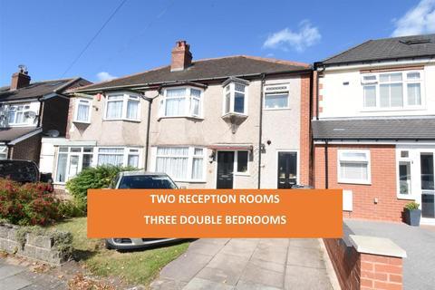 3 bedroom semi-detached house for sale - Morris Road, Birmingham