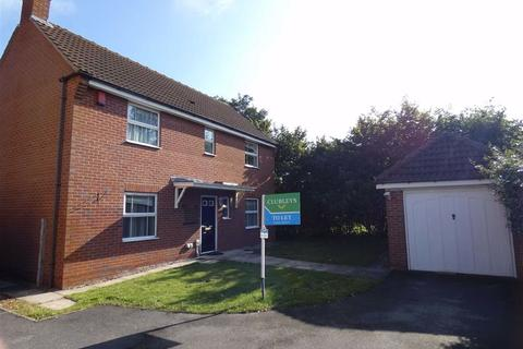4 bedroom detached house to rent - Willow Drive, Brough