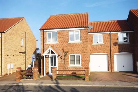3 bedroom semi-detached house for sale - Fen Road, Heighington, Lincoln, Lincolnshire