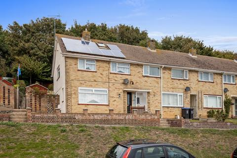 3 bedroom end of terrace house for sale - St Davids Avenue, Dover, CT17