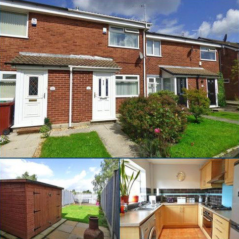 2 bedroom townhouse for sale - The Links, New Moston, Manchester, M40