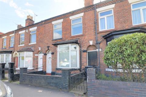 2 bedroom terraced house for sale - Wistaston Road, Crewe