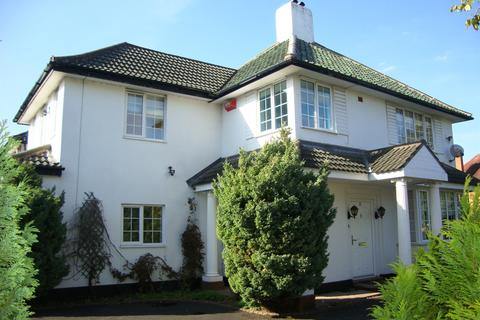 4 bedroom detached house to rent - Heaton Road, Solihull, B91 2EA