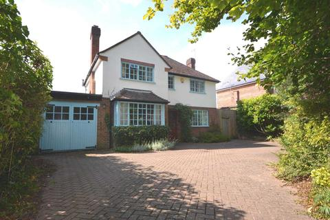 3 bedroom detached house for sale - St Peter`s Avenue, Caversham Heights