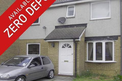 2 bedroom house to rent - Belsay Close, Pegswood, Morpeth
