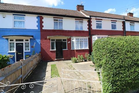 3 bedroom terraced house for sale - Abbey Avenue, Wembley, Greater London. HA0 1LJ