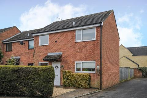 2 bedroom end of terrace house to rent - Carterton,  Oxfordshire,  OX18