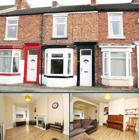 2 bedroom terraced house to rent - Station Road, Stockton-On-Tees TS20