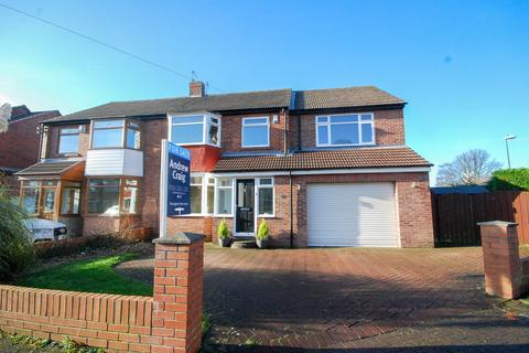 5 bedroom semi-detached house for sale - Woodlands Drive, Cleadon