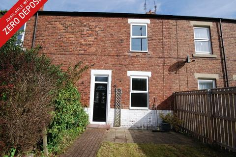 2 bedroom terraced house to rent - Beaumont Terrace, Newcastle Upon Tyne