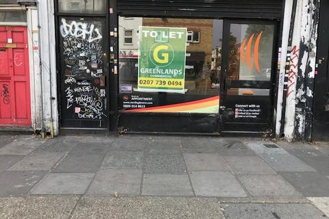 Shop to rent - Bethnal Green Road, Bethnal Green, E2