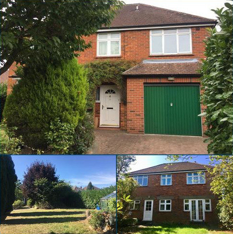 4 bedroom detached house for sale - Lightwater, Surrey, GU18