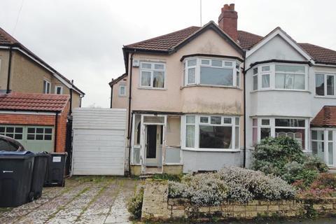 3 bedroom semi-detached house for sale - Weymoor Road, Harborne, Birmingham, West Midlands, B17 0RX