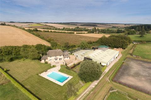 Farm for sale - Hindon Road, Teffont, Salisbury, Wiltshire, SP3