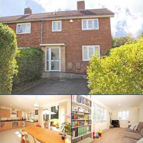 3 bedroom end of terrace house for sale - Knella Road, Welwyn Garden City, Hertfordshire