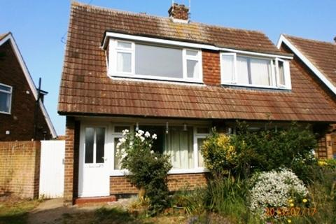2 bedroom semi-detached house to rent - East Worthing