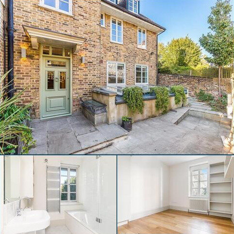 4 bedroom detached house to rent - Upper Mall, Chiswick, London, W6