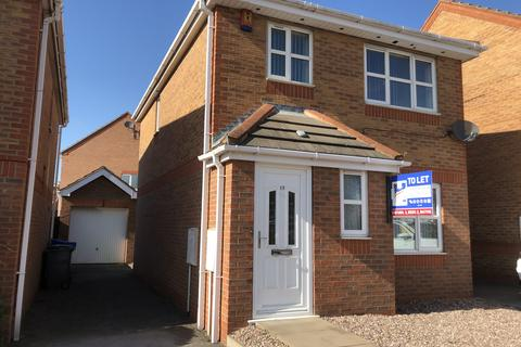 3 bedroom detached house to rent - Watermeadow Grove, Etruria, Stoke-on-Trent ST1 5GJ