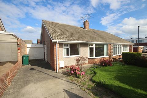 2 bedroom bungalow for sale - Woodburn Square, Whitley Lodge, Whitley Bay, NE26