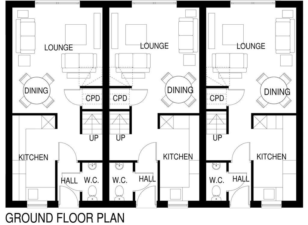 Floorplan 1 of 2: Ground Floor Plans