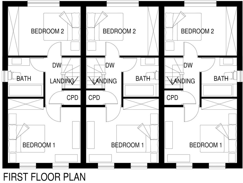 Floorplan 2 of 2: First Floor Plans