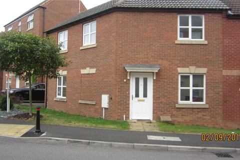 3 bedroom semi-detached house to rent - Kepwick Road, Hamilton, Leicester, LE5