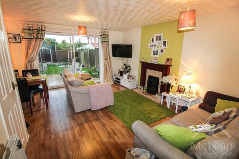 3 bedroom semi-detached house for sale - Webb Street, Newstead Village, Nottingham NG15 0BH