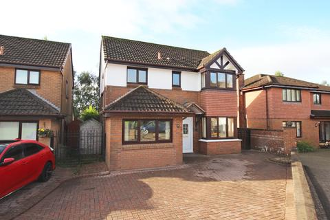 4 bedroom detached house for sale - 31   Fairways View, Hardgate, G81 5PW