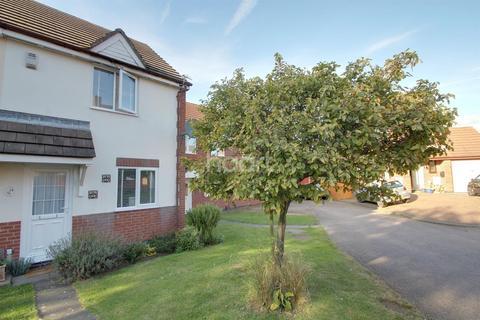 2 bedroom semi-detached house for sale - Trefoil Close, Hamilton, Leicester