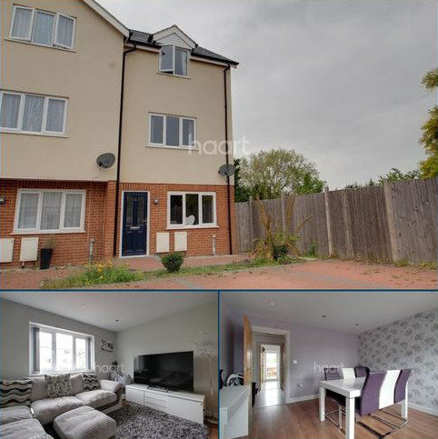 3 bedroom end of terrace house for sale - Bridle Mews, Ramsgate, CT12