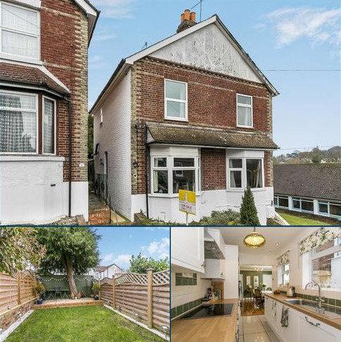 3 bedroom semi-detached house to rent - Cambrian Road, TUNBRIDGE WELLS