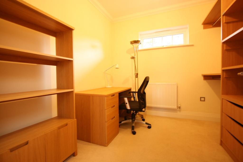 Third bedroom/ study